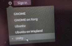 Unity GUI root user Login on Ubuntu 16.04LTS
